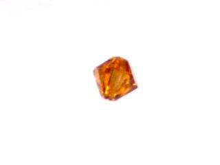 Swarovski Crystal Brandy 6mm Bicone